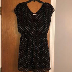 NWOT sleeveless mini dress